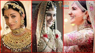 TOP Latest Wedding Bridal Dresses in Trend     Indian Style   