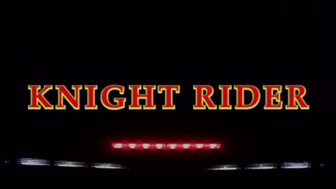 knight rider movie 2016 official fan trailer myknig. Black Bedroom Furniture Sets. Home Design Ideas