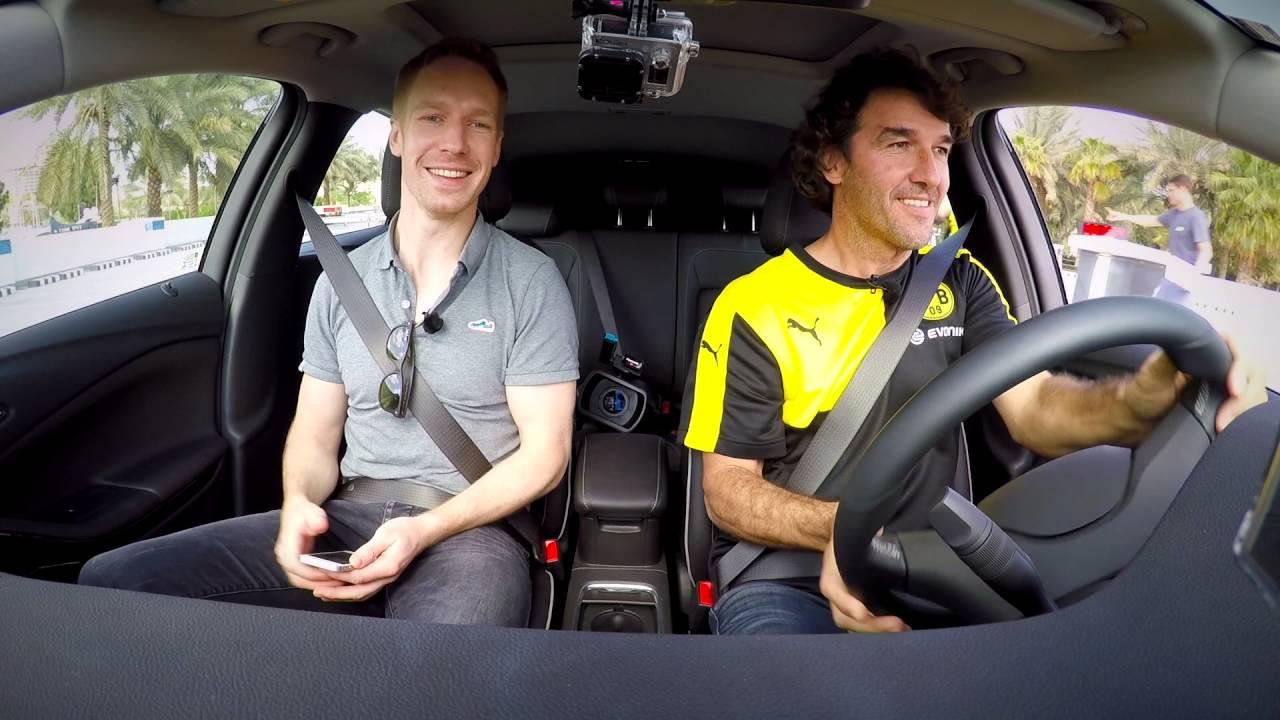 Opel ASTRA Challenge: Karl-Heinz Riedle