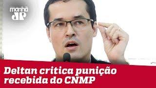 À JP, Deltan critica punição recebida do CNMP e diz que vai recorrer no STF