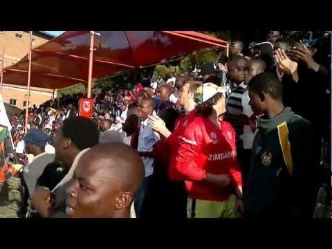 Harare Sports Club - Zim