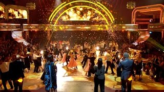 The cast of Strictly with special guests dance to 'What The World Needs Now' by Dionne Warwick.