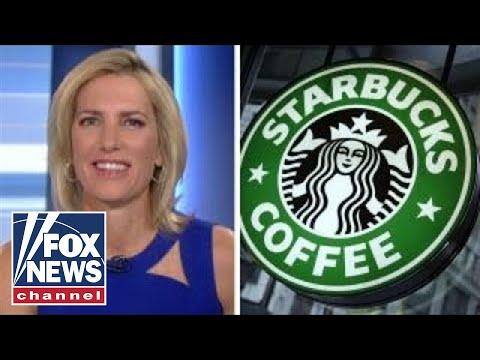 Laura Ingraham: Starbucks in black and white