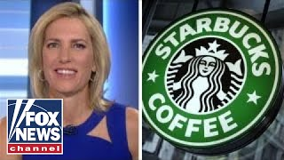 Laura Ingraham: Starbucks in black and white