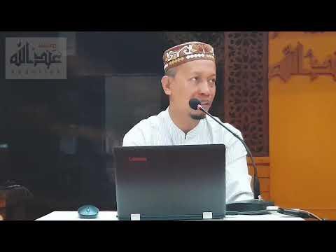 Kajian Shubuh bersama Ust. Dr. H. Ahmad Jalaluddin, Lc., MA. -- Berinvestasi dalam Islam
