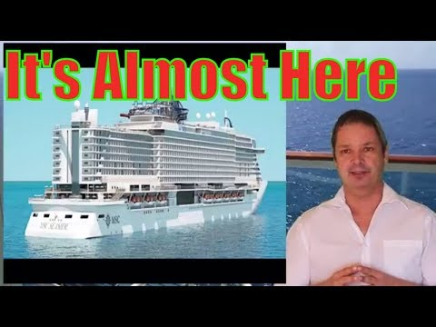 MSC Seaside cruise ship review