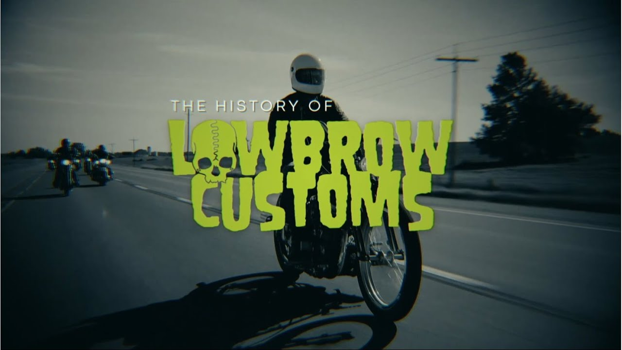 The History Of Lowbrow Customs - Trailer