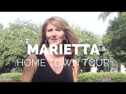 Home Town Tour of Marietta, Georgia