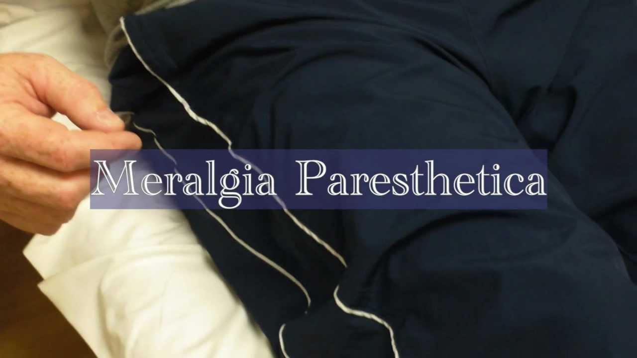 meralgia paresthetica behandling