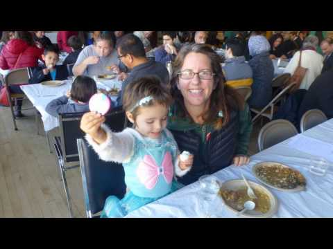 EID Festival, Saturday, December 17, 2016, United Methodist Church,  Palo Alto, CA