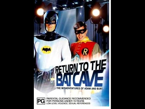 Return to the Batcave ( film ita completo )