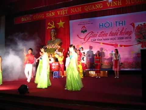 THPT Yên Lạc - Giai điệu tuổi hồng vòng tỉnh - 2010 - P1