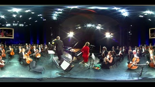 International music fest 360: Stars on Baikal in panoramic view (part 2)