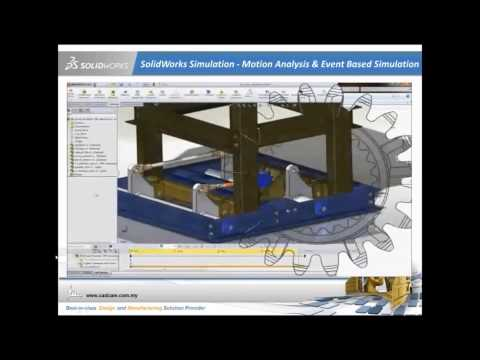IME Webinar : Accelerate Product Design for Industrial Machinery