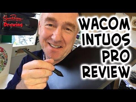 Wacom Intuos Pro - Full Review - I Love It!