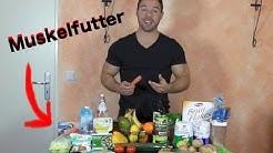Muskelfutter - Das ist perfekte Muskelaufbau-Nahrung!