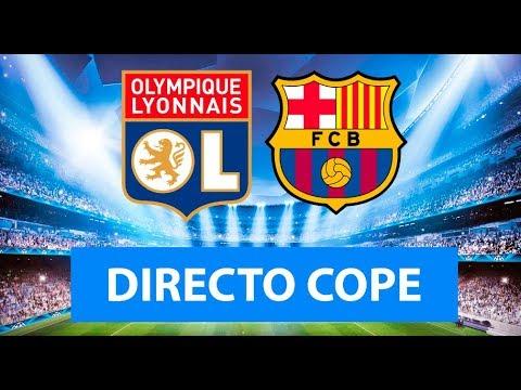 (SOLO AUDIO) Directo del Lyon 0-0 Barcelona en Tiempo de Juego COPE from YouTube · Duration:  2 hours 37 minutes 49 seconds