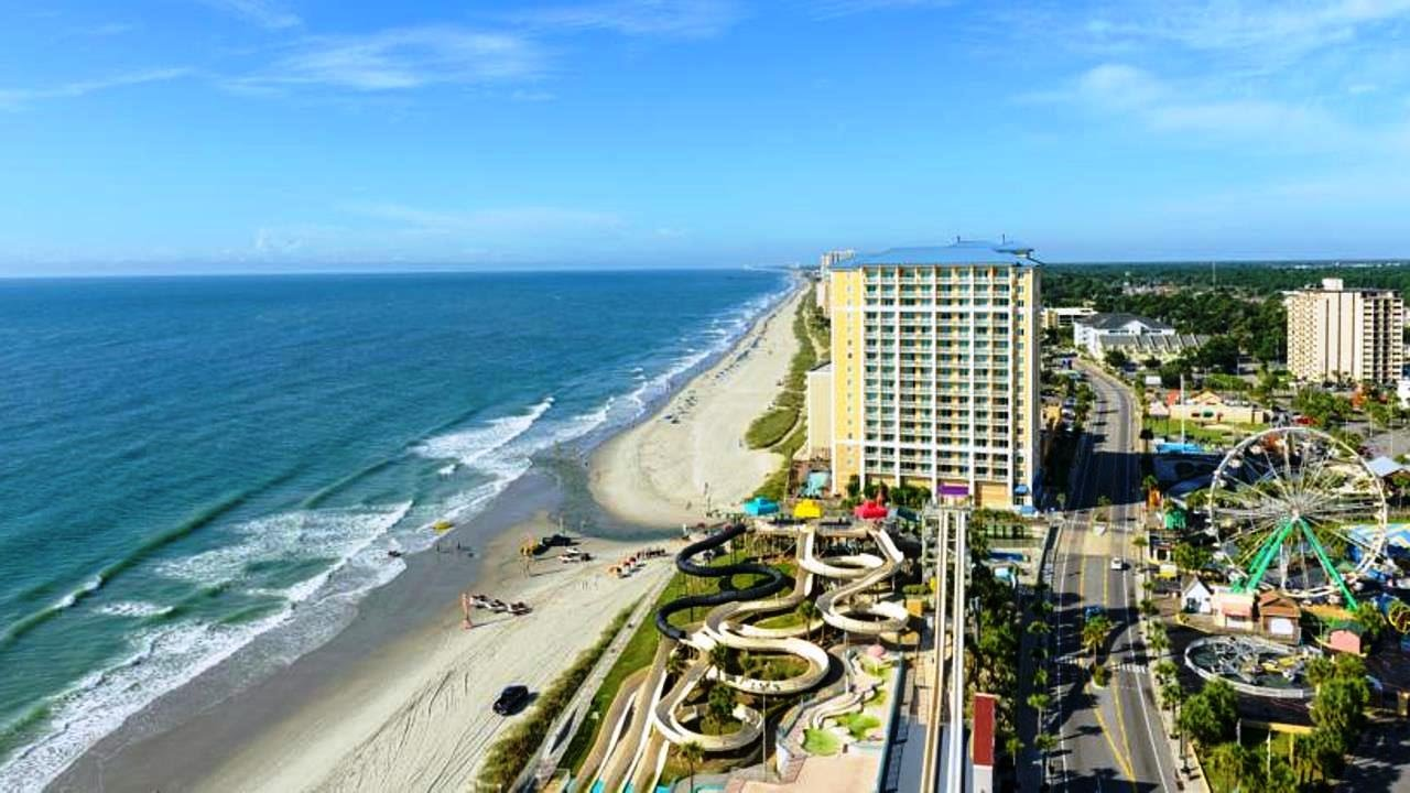 All 4 stars hotels in Myrtle Beach, South Carolina, USA sorted by