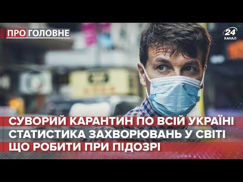Суворий карантин в Україні, Про головне, 16 березня 2020