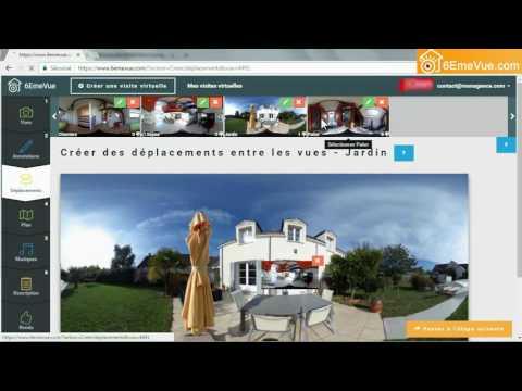 Comment Créer Une Visite Virtuelle En Ligne En 5 Minutes
