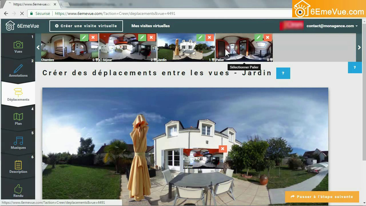 Affordable Comment Crer Une Visite Virtuelle En Ligne En Minutes With Cre Ta  Maison Virtuel
