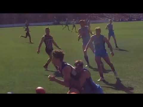 SANFL grand  final 2017footage ( Sturt vs port Adelaide)