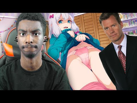 HIS SISTER DOES WHAT!? Eromanga Sensei LIVE REACTION! (Episodes 1 - 3)