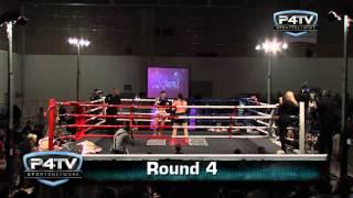 Smash Muaythai 3 Kate Stables v Ruth Ashdown