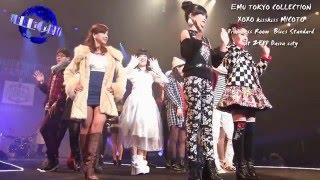 Repeat youtube video ファッションショー お台場 ZeppDiver city tokyo   ■Emu tokyo collection