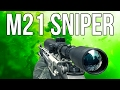 MWR In Depth: M21 Sniper Rifle