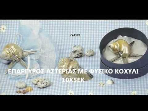 ΜΠΟΜΠΟΝΙΕΡΕΣ ΒΑΠΤΙΣΗΣ