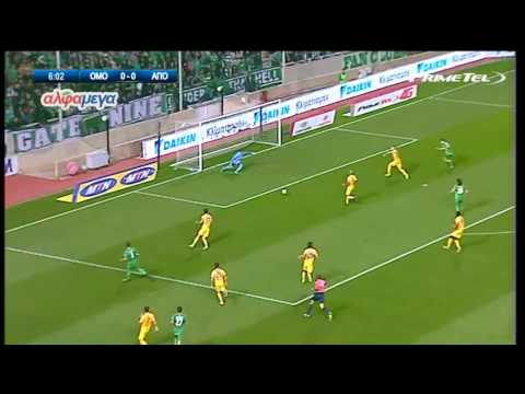 Omonia Nicosia 1-4 Apoel Nicosia( Full Highlights)