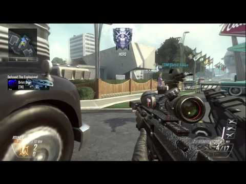 BO2 Clips for YOU to Edit w/Diamond Sky. THANKS FOR 900!!