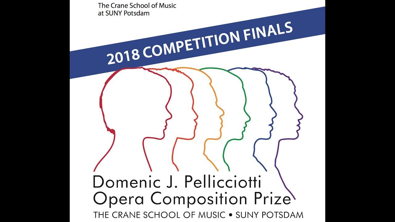 san francisco 8962e ddf71 The 2018 Domenic J. Pellicciotti Opera Composition Prize ...