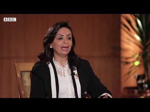بتوقيت مصر : لقاء مع مايا مرسي رئيسة المجلس القومي للمرأة