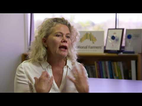 Fiona Simson: The President