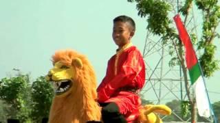 Singa Deprok Apel Tahunan Gontor Kampus 2 2015