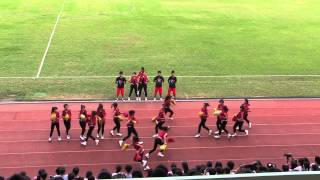 Wisdom Cheering Team(2014-2015) Single Angle