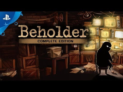 Beholder Complete Edition – Little Pal Out Now Trailer | PS4