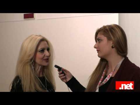Intervista a Maria Gabriella Castiglione durante