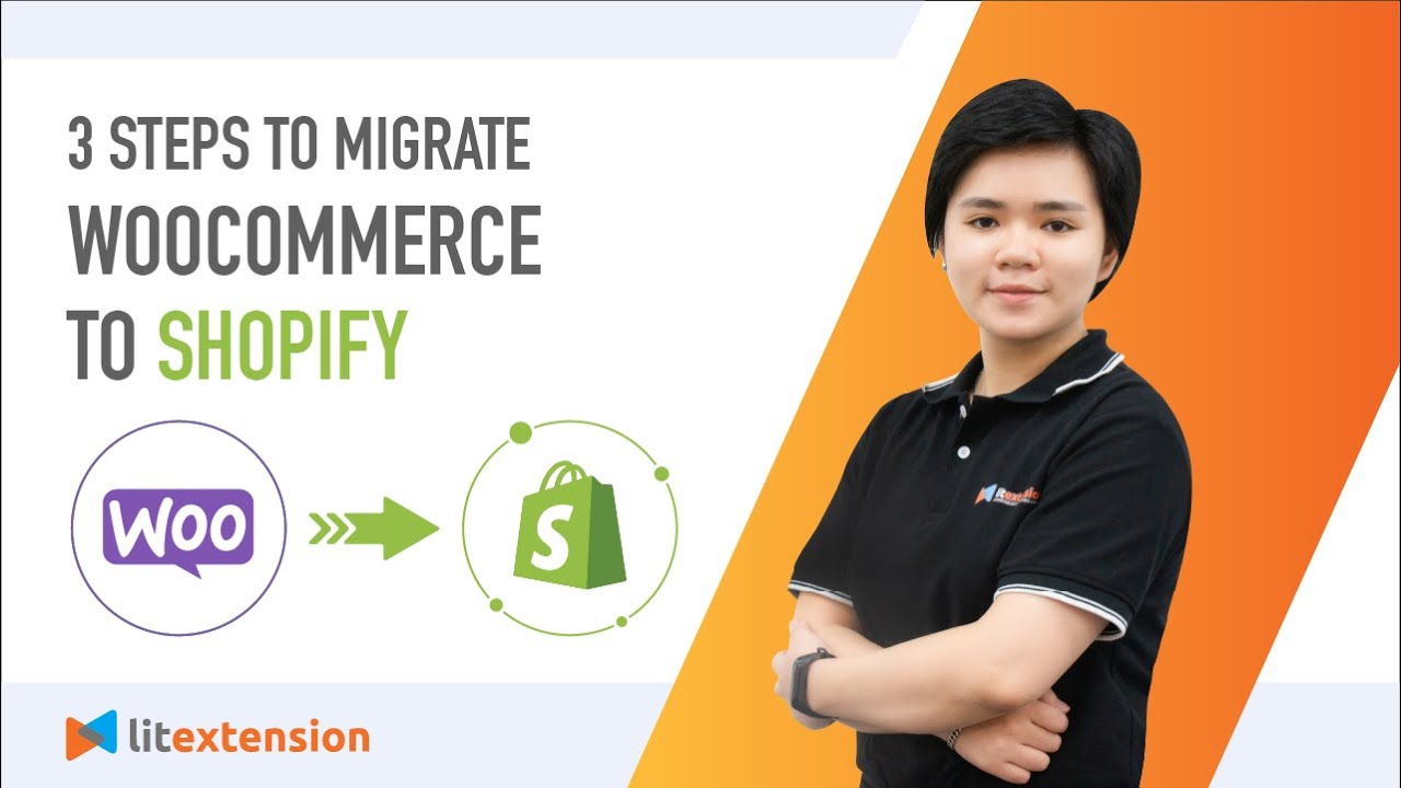 WooCommerce to Shopify Migration | LitExtension