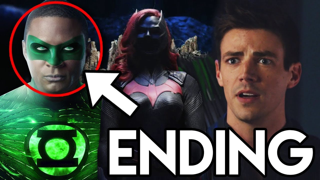 Green Lantern CONFIRMED & MAIN Plans REVEALED! - Elseworlds Crossover Part  2 Review