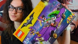 Обзор The LEGO Batman Movie 70906 Лоурайдер Джокера (The Joker™ Notorious Lowrider)