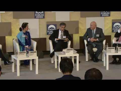 The Road to Good Governance | 2013 Forum 2000