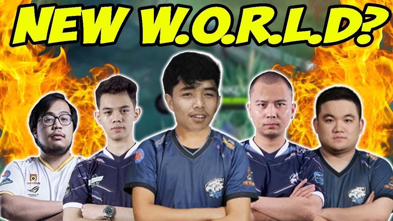 NEW W.O.R.L.D ? | Donkey BAR BAR
