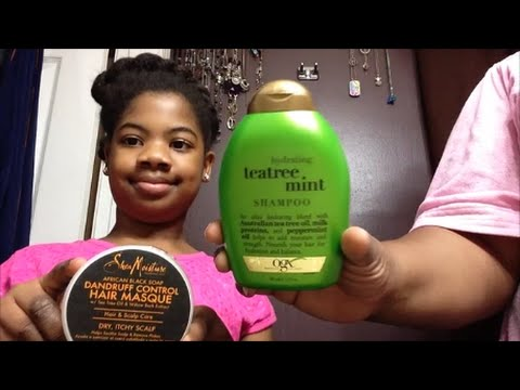 Myas WASH DAY With Shea Moisture African Black Soap