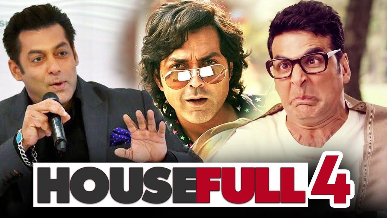 Salman Khan Confirms Bobby Deol In Akshay Kumar S Housefull 4 Youtube