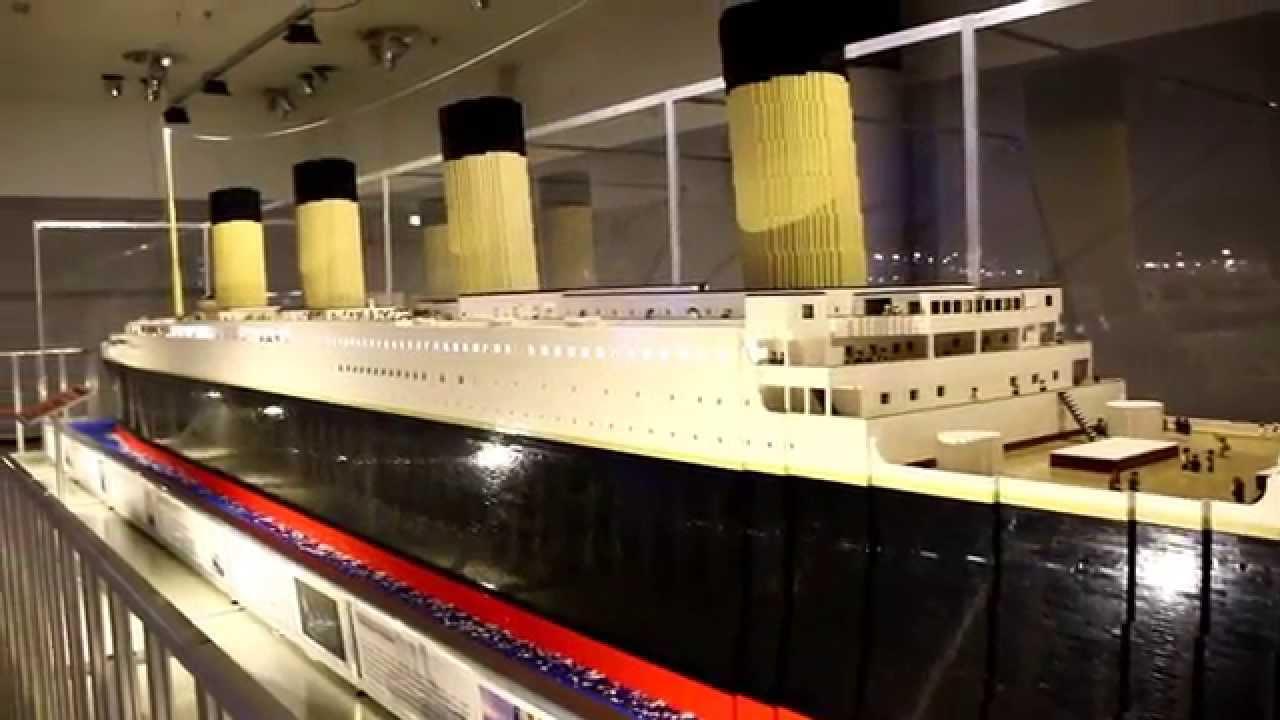 LEGO TITANIC Exhibitio...