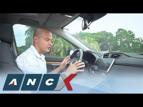 Pablo Abrera reviews Honda CR-V SX Diesel | ANC-X REV