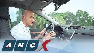Pablo Abrera reviews Honda CR-V SX Diesel | ANC-X REV